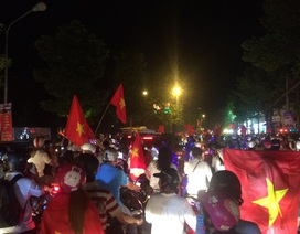 Đồng Nai: Nhiều Công ty nước ngoài cho công nhân nghỉ làm cổ vũ U23 Việt Nam
