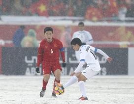 """""""U23 Việt Nam thua quá đáng tiếc nhưng vẫn rất tự hào!"""""""