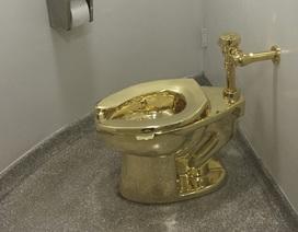 Lý do bảo tàng Mỹ đề nghị cho ông Trump mượn bồn cầu bằng vàng ròng