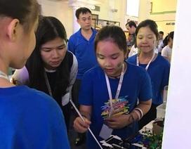 Tìm đại diện Việt Nam thi đấu cuộc thi Khoa học ứng dụng FIRST LEGO League 2018