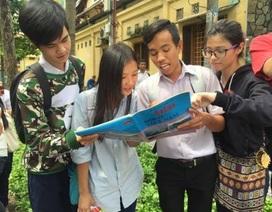 Đề thi tham khảo môn Địa lí: Nâng số lượng câu hỏi thực hành kỹ năng