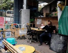 Góc khuất của người vô gia cư giữa chốn phồn hoa Hong Kong