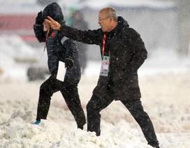 Tổng thống Hàn Quốc gửi lời chúc mừng HLV Park Hang Seo