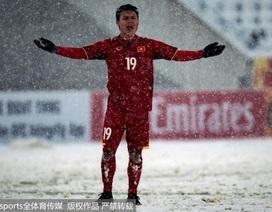 """CĐV Trung Quốc: """"Từ tận đáy lòng, khâm phục Việt Nam"""""""