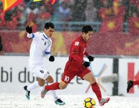 Người hâm mộ châu Á xem U23 Việt Nam như những người hùng