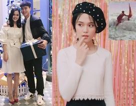 Hé lộ bạn gái của Duy Mạnh - đội phó U23 Việt Nam cắm quốc kỳ trên tuyết trắng