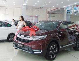 Honda đã có 26 đại lí ôtô trên cả nước