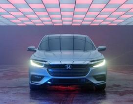 Hé lộ thiết kế mới cho các mẫu xe du lịch trong tương lai của Honda