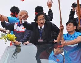 """VFF: """"Ông Nguyễn Lân Trung làm đúng chức năng, nhiệm vụ"""""""