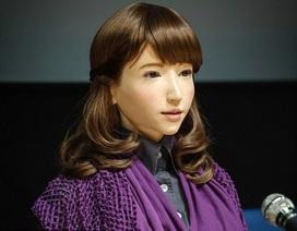 """Sắp có """"robot xinh đẹp"""" đọc bản tin truyền hình"""