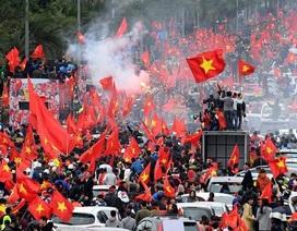 Đường dài cho U23 Việt Nam