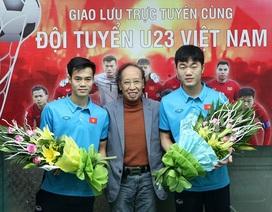 Tại sao cầu thủ U23 VN mặc đồng phục khi đi ra ngoài cùng nhau?