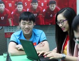 Xuân Trường bật mí về chuyện nhường suất đá phạt cho Quang Hải