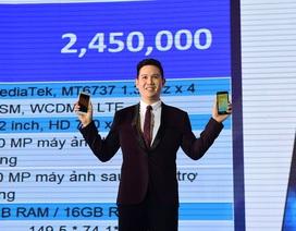 Asanzo tung bộ đôi smartphone giá rẻ tại Việt Nam, giá từ 1,95 triệu đồng