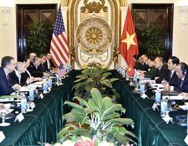 Việt Nam - Hoa Kỳ tái khẳng định các vấn đề về Biển Đông