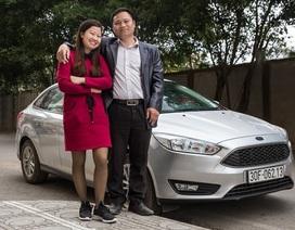 Khách hàng Việt nói gì về Ford Focus Trend?