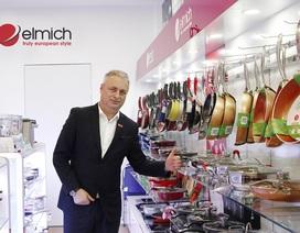 Đại diện tập đoàn Elmich Châu Âu thăm các nhà phân phối Elmich Việt Nam