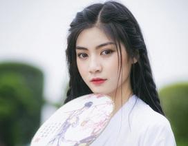 Miss Teen Nam Phương hóa Tiểu Long Nữ trong bộ ảnh mới