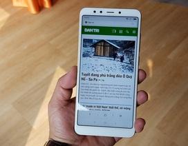 Xiaomi tung smartphone tràn viền giá chưa đến 3 triệu đồng tại Việt Nam