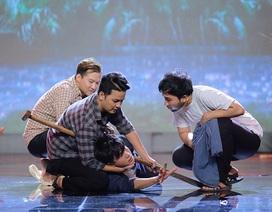 MC Vũ Mạnh Cường bị đánh chảy máu võng mạc trên sân khấu