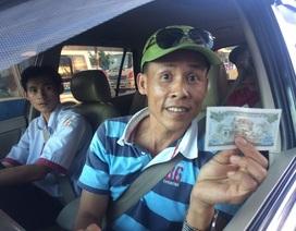 BOT Cần Thơ - An Giang: Chuẩn bị sẵn 100 đồng trả cho tài xế đưa tiền lẻ