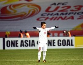 Người hùng Quang Hải và chiến tích vĩ đại của U23 Việt Nam