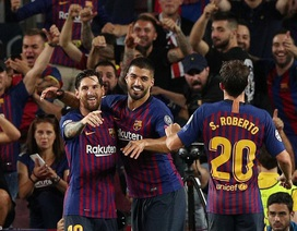 Tottenham - Barcelona: Kinh điển tại Wembley