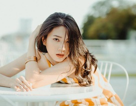 Ngỡ ngàng chàng trai Sài Gòn có tóc dài xinh như thiếu nữ