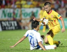 Trọng tài ngoại sẽ điều khiển trận tranh vé trụ hạng tại V-League?