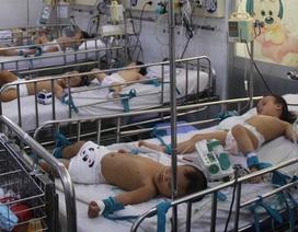 Quá một nửa số mắc tay chân miệng phải nhập viện, TP Hồ Chí Minh dẫn đầu cả nước số ca mắc