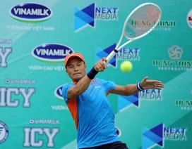 Kết thúc giải quần vợt VTF Pro Tour 4
