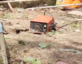 Vụ nổ đầu đạn 3 người chết: Nghi hàn gió đá chạm vào đầu đạn