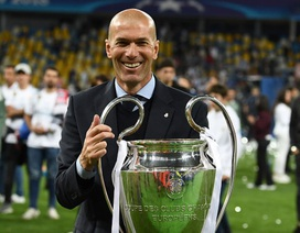 Tiết lộ lý do thực sự Zidane chia tay đột ngột với Real Madrid