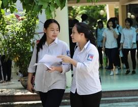 Tuyển sinh lớp 10 Hà Nội: Chỉ công bố đề thi tham khảo những môn mới
