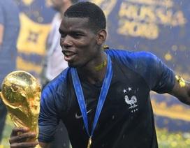 Paul Pogba tự gạch tên mình khỏi cuộc đua giành Quả bóng vàng