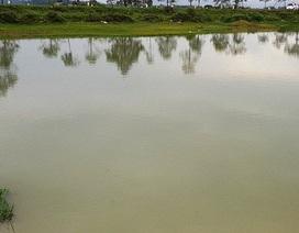 Vụ xin cải tạo hồ trồng sen, đào hết đất bán: Kỷ luật hàng loạt cán bộ để xảy ra sai phạm