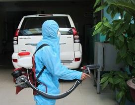 Đà Nẵng: Người dân không cho phun thuốc diệt muỗi vì ngại ảnh hưởng sức khoẻ
