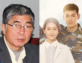 """Nhà văn Trung Trung Đỉnh nói về phim """"Hậu duệ mặt trời"""""""