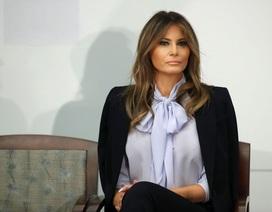 Đệ nhất phu nhân Mỹ: Có người trong Nhà Trắng tôi không tin tưởng