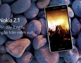 Cuộc sống sẽ trở nên thú vị hơn nếu bạn sở hữu Nokia 2.1