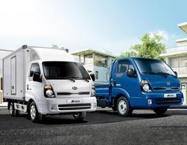 Kia New Frontier - Xe tải nhỏ máy dầu được khách hàng tin dùng