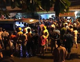 Nam thanh niên bị truy sát đến chết trên đường Sài Gòn
