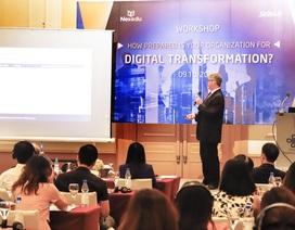 Digital skill – bài toán mới cho phát triển nhân lực
