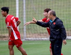 Đội tuyển Việt Nam săn vàng AFF Cup 2018: HLV Park Hang Seo chơi canh bạc