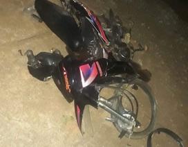 Xe cứu thương tông xe máy, một người tử vong