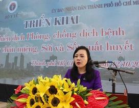 Bộ trưởng Y tế chỉ trích truyền thông phòng chống dịch sai