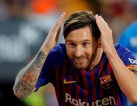 """Đơn vị trao Quả bóng vàng bất ngờ """"xử phũ"""" với Messi"""