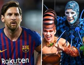 Lionel Messi bất ngờ nhận lời tham dự biểu diễn xiếc