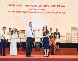 Vinh danh 413 tổ chức, cá nhân thực hiện tốt chính sách, pháp luật thuế năm 2017