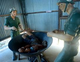 Rợn người cảnh tù binh bị tra tấn ở nhà tù Phú Quốc